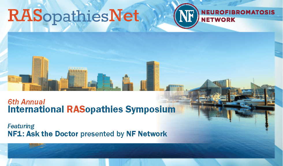 NF1 Ask the Doctor w/ RASopathies Network Symposium